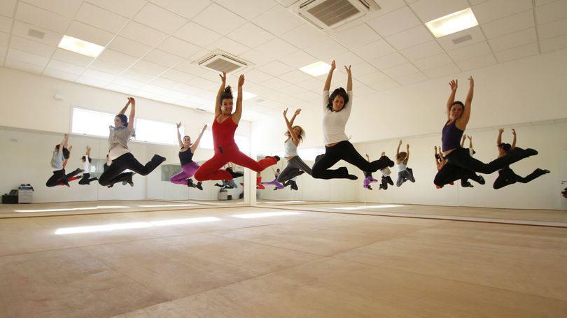Dança de Salão em SP (Foto: Exame/Abril)
