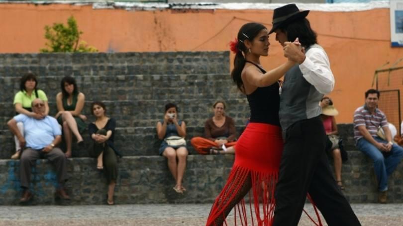 Dança é cultura (Foto: Exame/Abril)