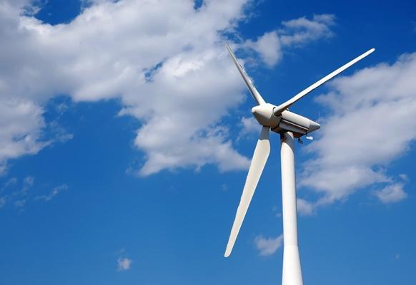 Cursos profissionais para trabalhar com energia eólica. (Foto Ilustrativa)