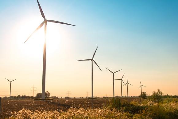 O setor de energia eólica está em crescimento no Brasil. (Foto Ilustrativa)