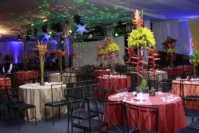 Ambiente de festa (Foto: Reprodução/Coca 7)
