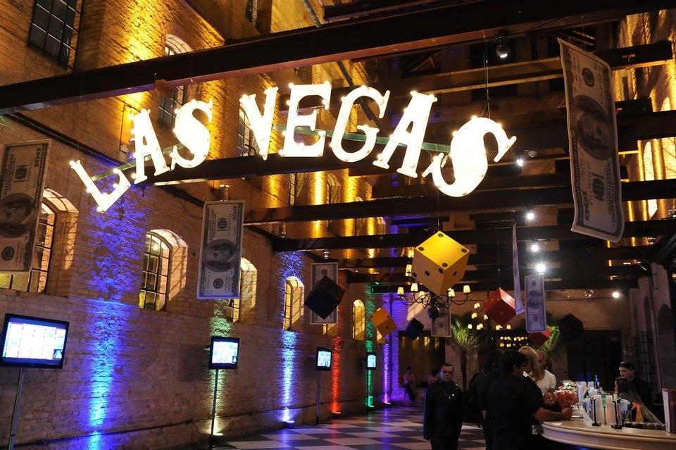 Entrada da festa (Foto: Reprodução/Dubai Formatura)