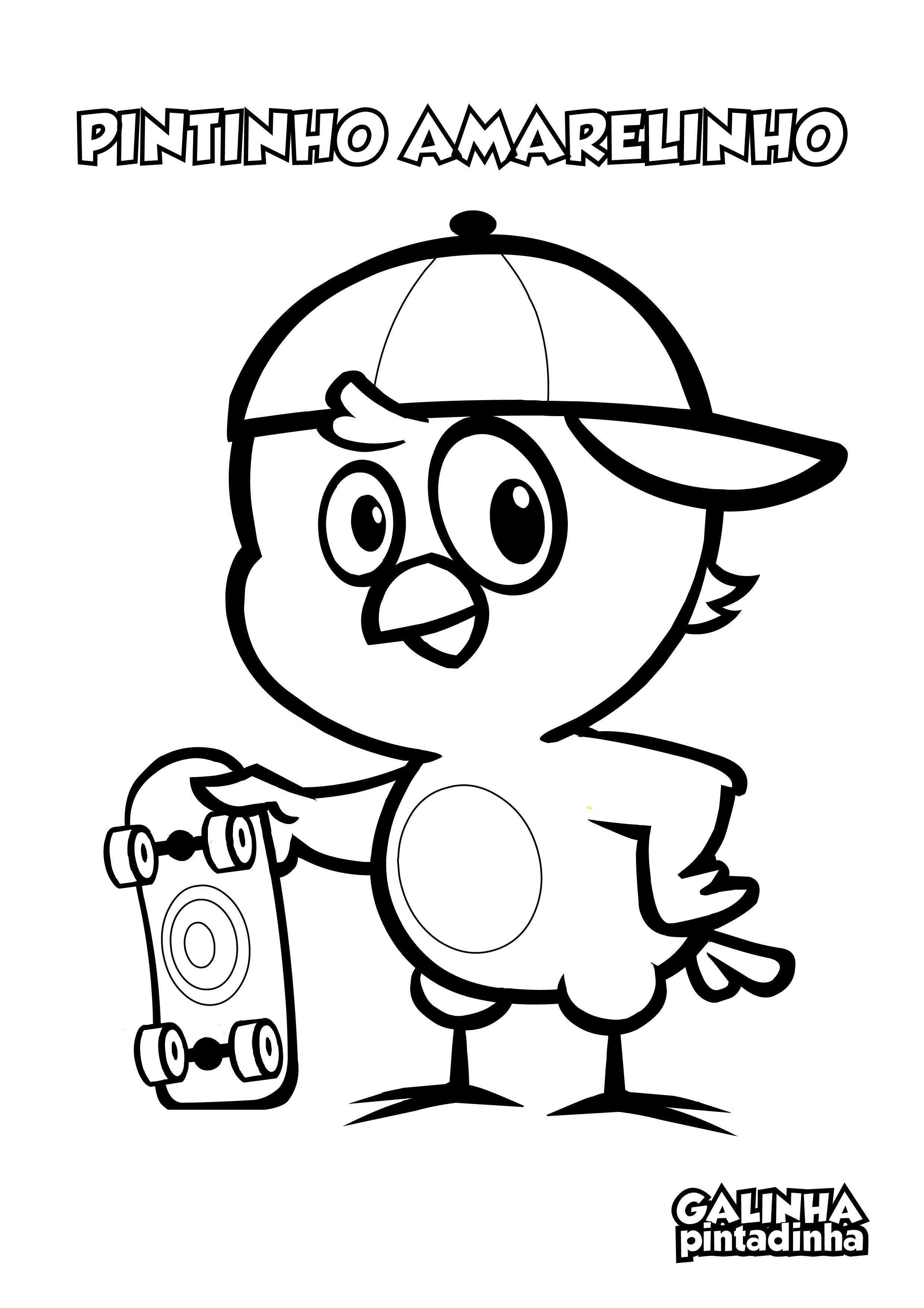 Colorindo desenhos com de personagens é mais divertido (Foto: Divulgação)