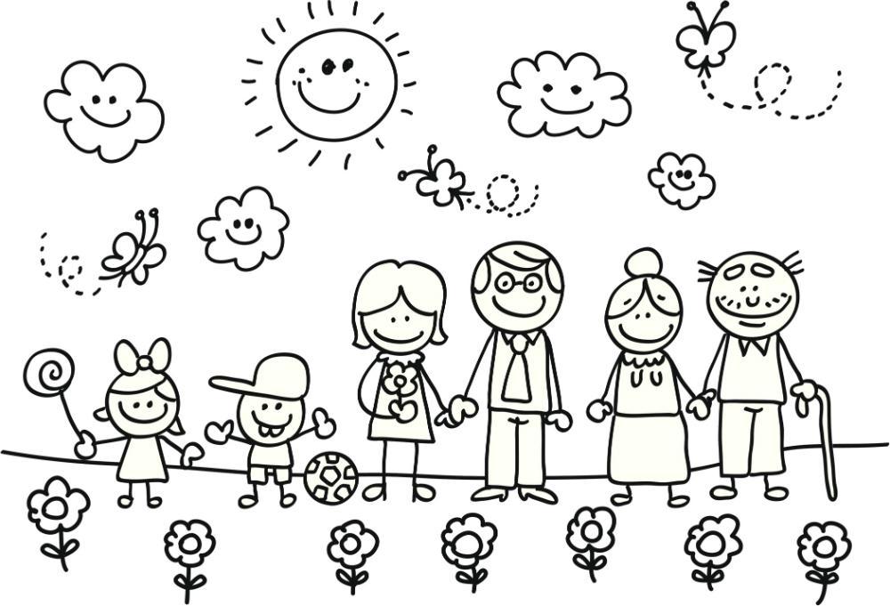 Aprenda a colorir desenhos com as crianças (Foto: Divulgação)