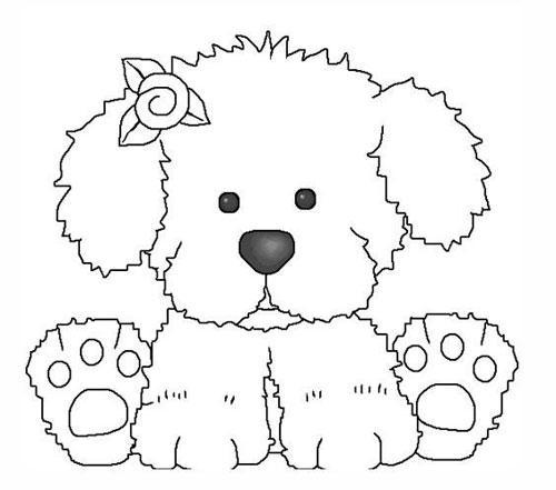 Animais em desenhos para colorir (Foto: Divulgação)