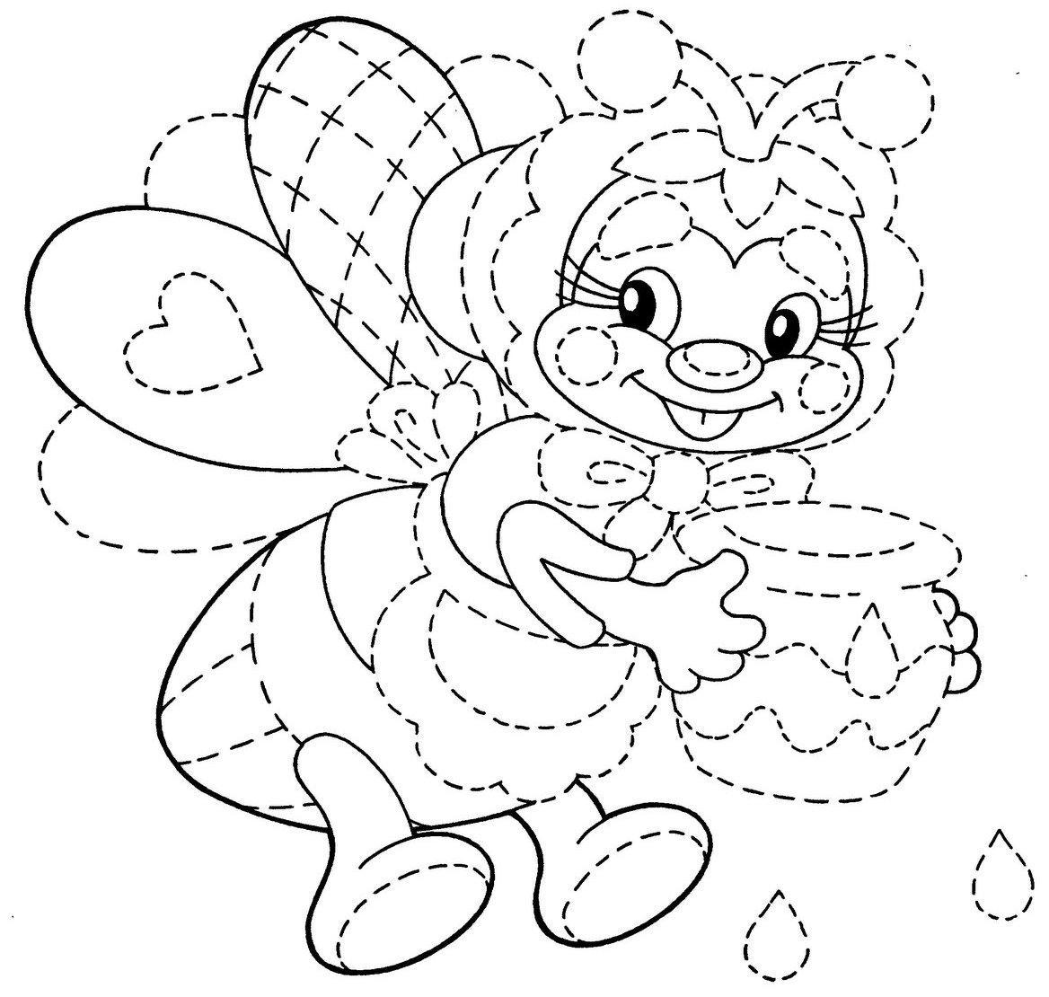 Desenho para ligar os pontos e depois colorir (Foto: Divulgação)