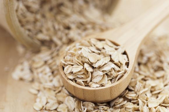 A aveia é um alimento rico em fibras. (Foto Ilustrativa)