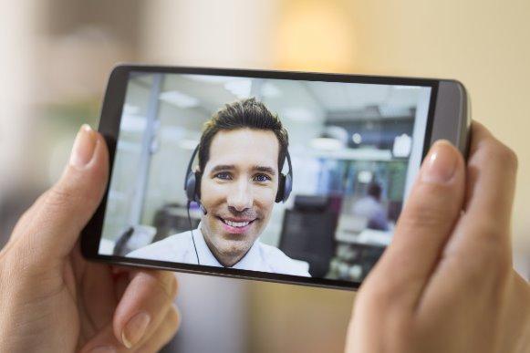 O Skype Mobile conta com uma variedade de recursos. (Foto Ilustrativa)