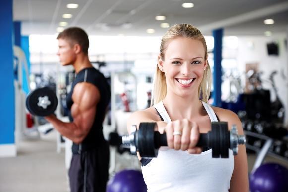Opte por um treino moderado para não correr risco de lesões. (Foto Ilustrativa)