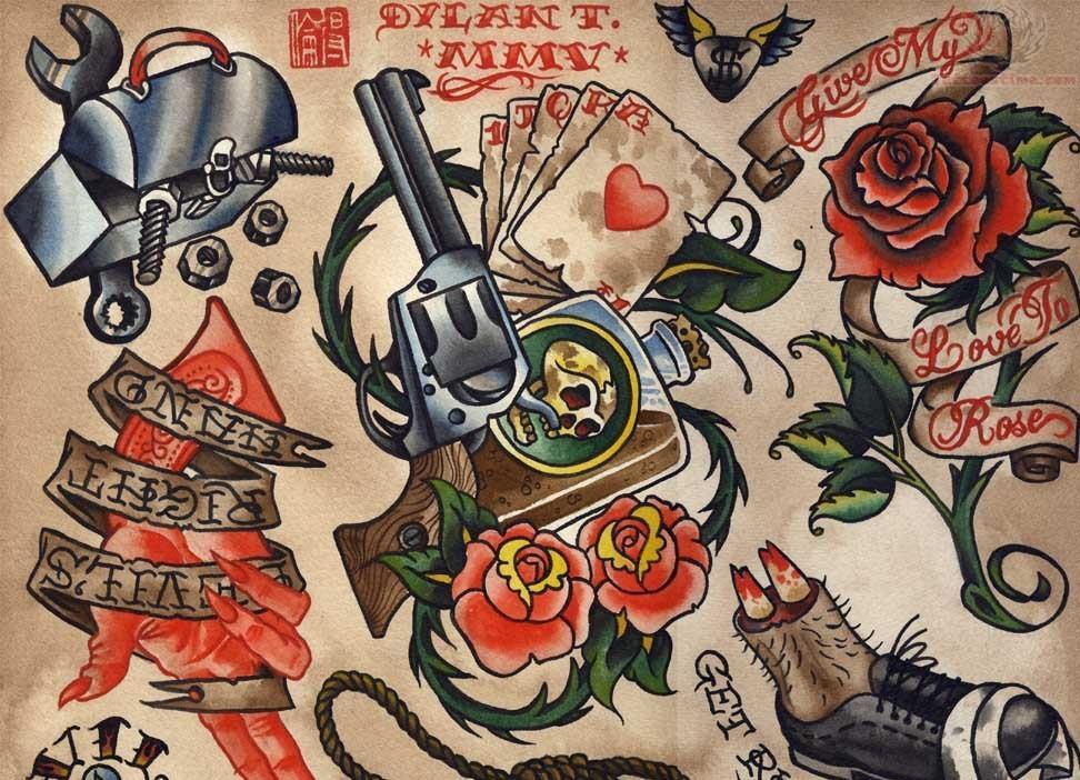 Conheça mais esses tipos de tatuagens (Foto: Divulgação)