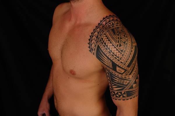 Mais modelos de tatuagens Maori (Foto: Divulgação)