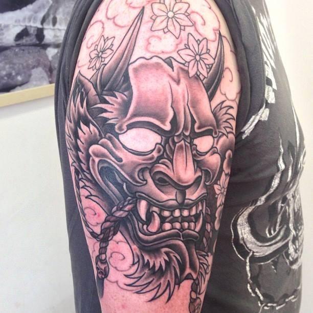 Mais uma tatuagem que pode ser feminina ou masculina (Foto: Divulgação)