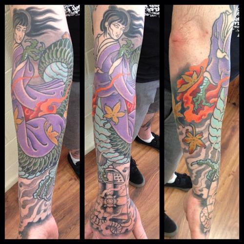 Escolha a sua tatuagem bem, mas também escolha bem o seu tatuador (Foto: Divulgação)