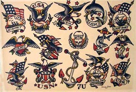 As impressões dessas tatuagens são diferenciadas (Foto: Ilustração)