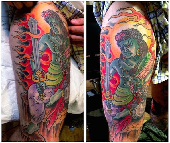Aprenda mais sobre os muitos modelos de tatuagens (Foto: Divulgação)