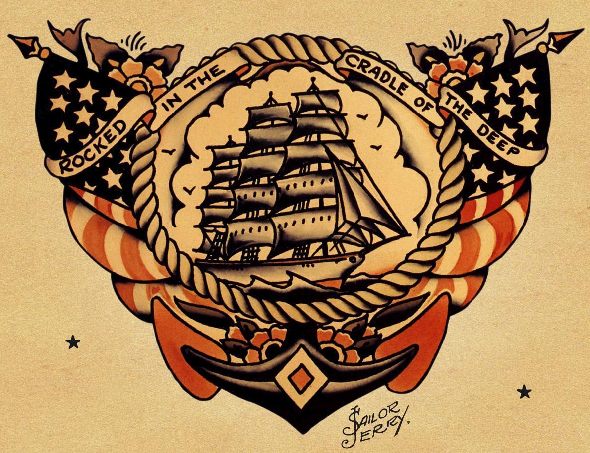 Imagens de tatuagens diferenciadas (Foto: Divulgação)