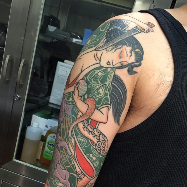 Entenda o significado dessa tatuagem (Foto: Divulgação)