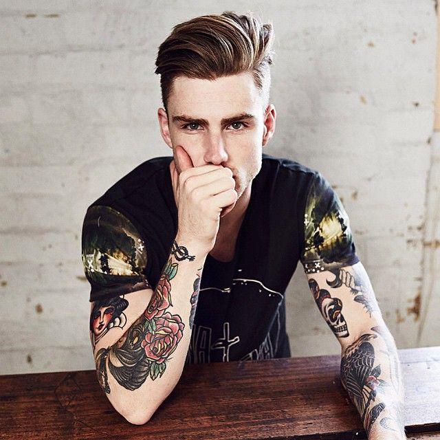 Opte por tatuagens com desenhos que te remetem a alguma coisa positiva (Foto: Divulgação)