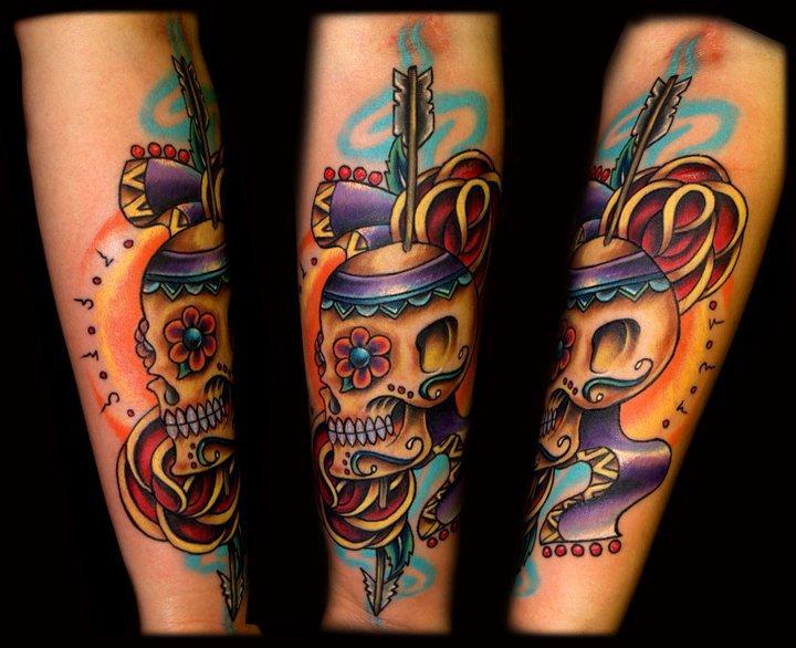 Escolha a tatuagem que mais dá certo em seu estilo (Foto: Divulgação)
