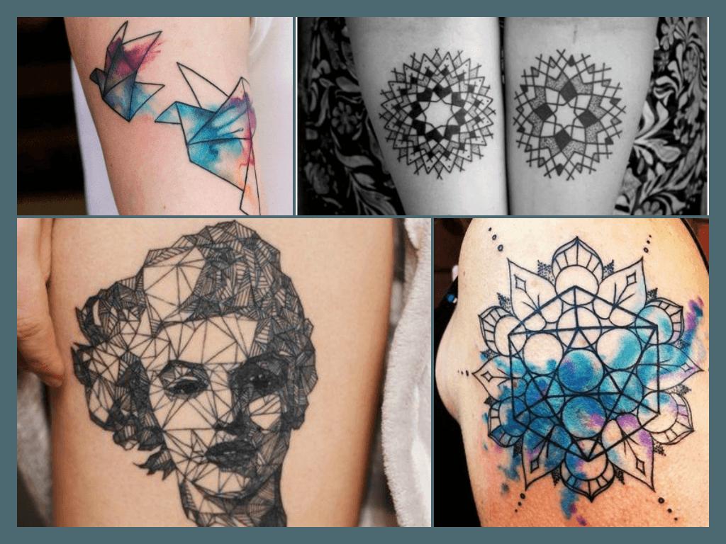 Mais exemplos de tatuagens (Foto: Divulgação)