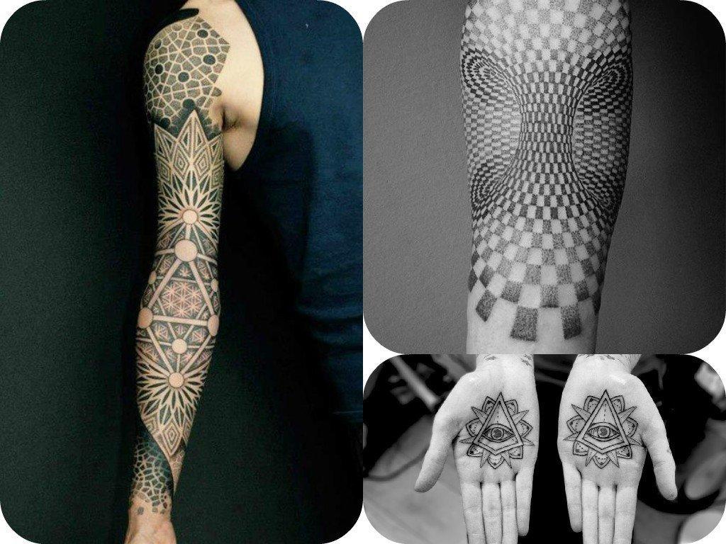 Mais exemplos de lindas tatuagens cinza (Foto: Divulgação)