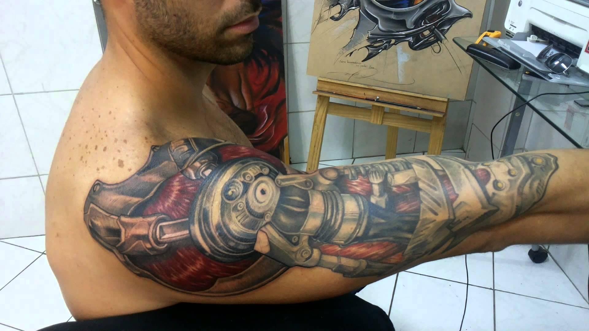 Tatuagens discretas (Foto: Divulgação)