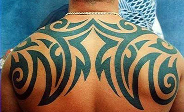 Tatuagem com tribais linda (Foto: Divulgação0