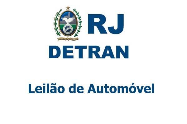Leilão DETRAN RJ 2016 Carros e Motos Apreendidos (Foto: Reprodução)