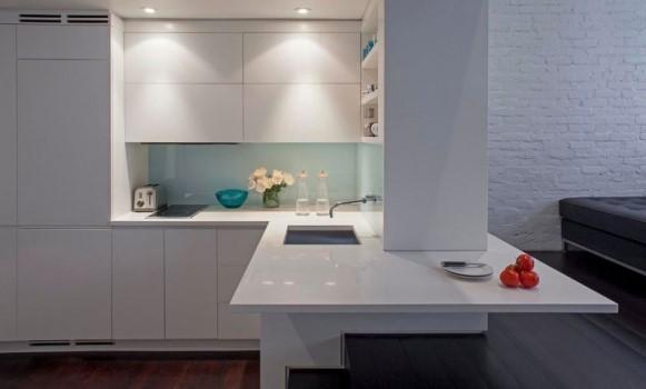Móveis ilumianados. (Foto: Reprodução/Home-designing)