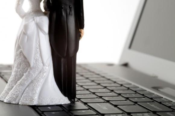 Você pode fazer compra de produtos por meio da internet para a listagem de casamento (Foto: Ilustração)