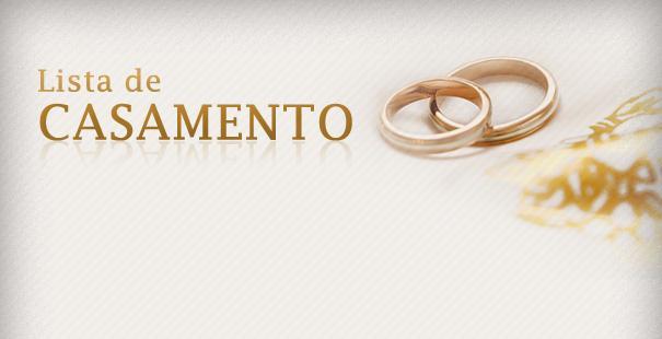 Através da lista de casamento você encontra presentes de qualidade (Foto: Divulgação)