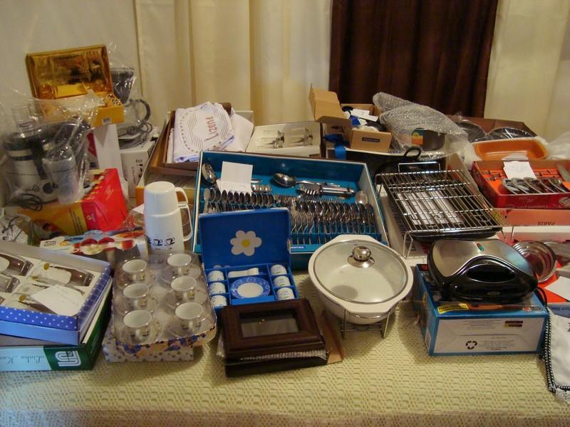 A lista de casamento evita que as pessoas fiquem com vergonha de dar presentes baratos (Foto: Divulgação)