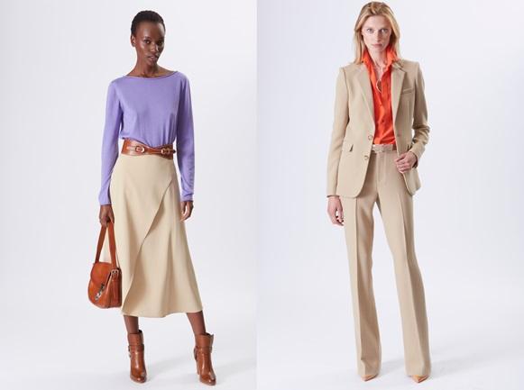 A Ralph Lauren está com uma nova coleção em suas lojas. (Foto: Rerodução/Vogue)