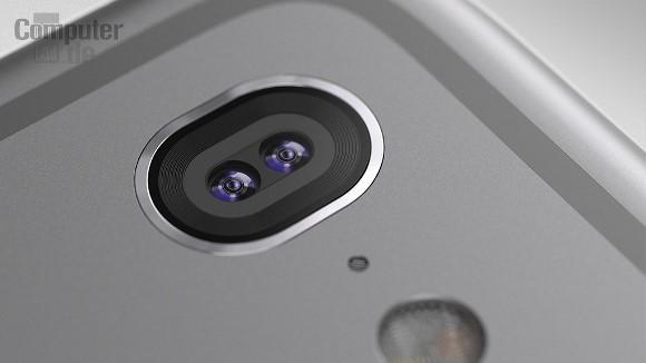 Câmera dupla. (Foto: Reprodução/Softpedia)