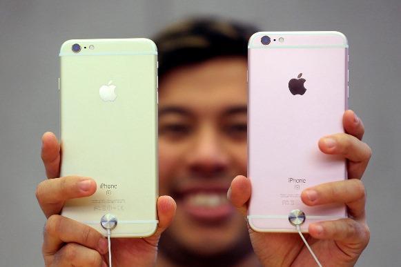 Modelos de iPhone SE 2016.