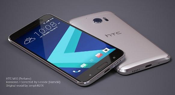 Novo Smartphone HTC 10 2016