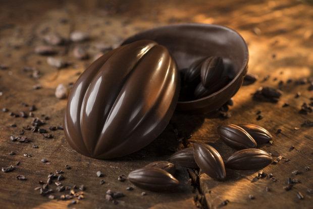 Chocolate amargo é o mais indicado (Foto: Exame/Abril)