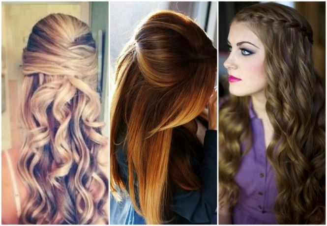 Um penteado bonito sempre faz parte do look perfeito (Foto: Divulgação)