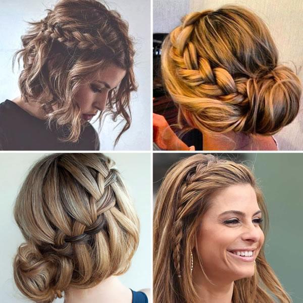 A trança pode ser uma opção de penteado bem diferente (Foto: Divulgação)