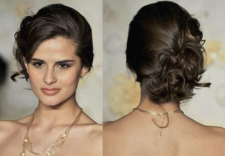Algumas opções de penteados são bem simples e vale muito a pena a aposta (Foto: Divulgação)
