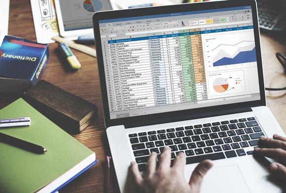 Cuide do orçamento com uma planilha do Excel. (Foto Ilustrativa)