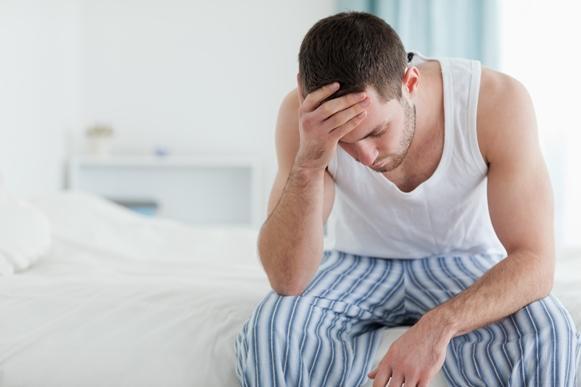 A dor de cabeça é um dos sintomas da gripe H1N1. (Foto Ilustrativa)