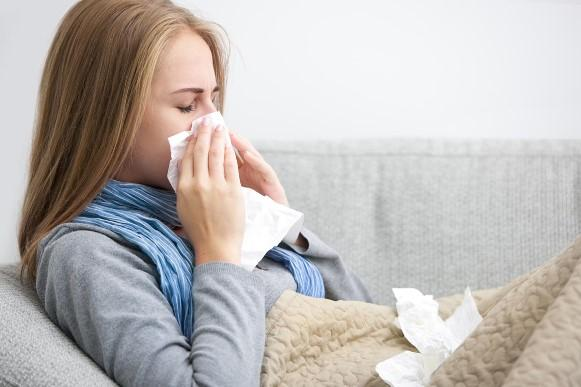 Principais sintomas da gripe H1N1. (Foto Ilustrativa)