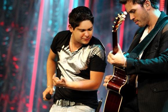 A dupla Jorge e Mateus é uma das principais atrações. (Foto: Divulgação)
