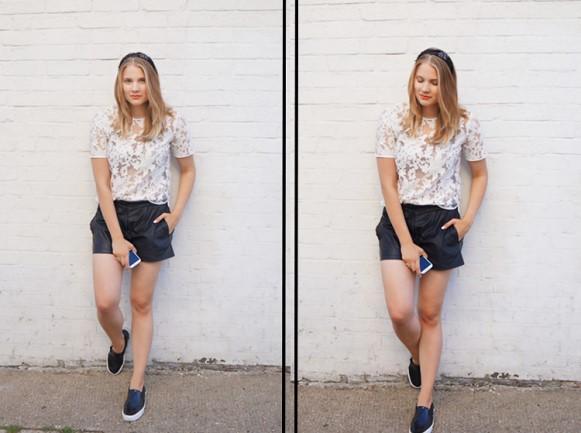 Esse calçado permite várias combinações. (Foto: Reprodução/Lookbook.nu)