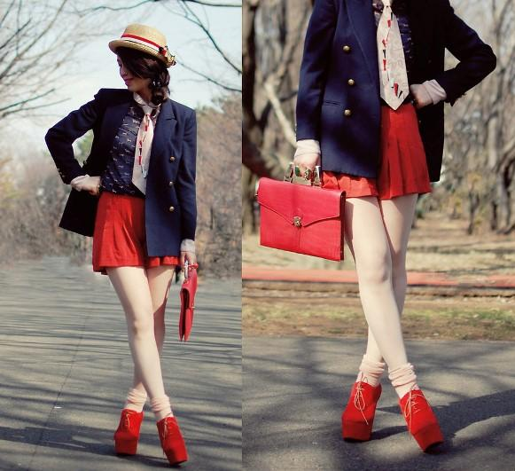 A moda masculina está sendo usada pelas mulheres. (Foto: Reprodução/Lookbook.nu)