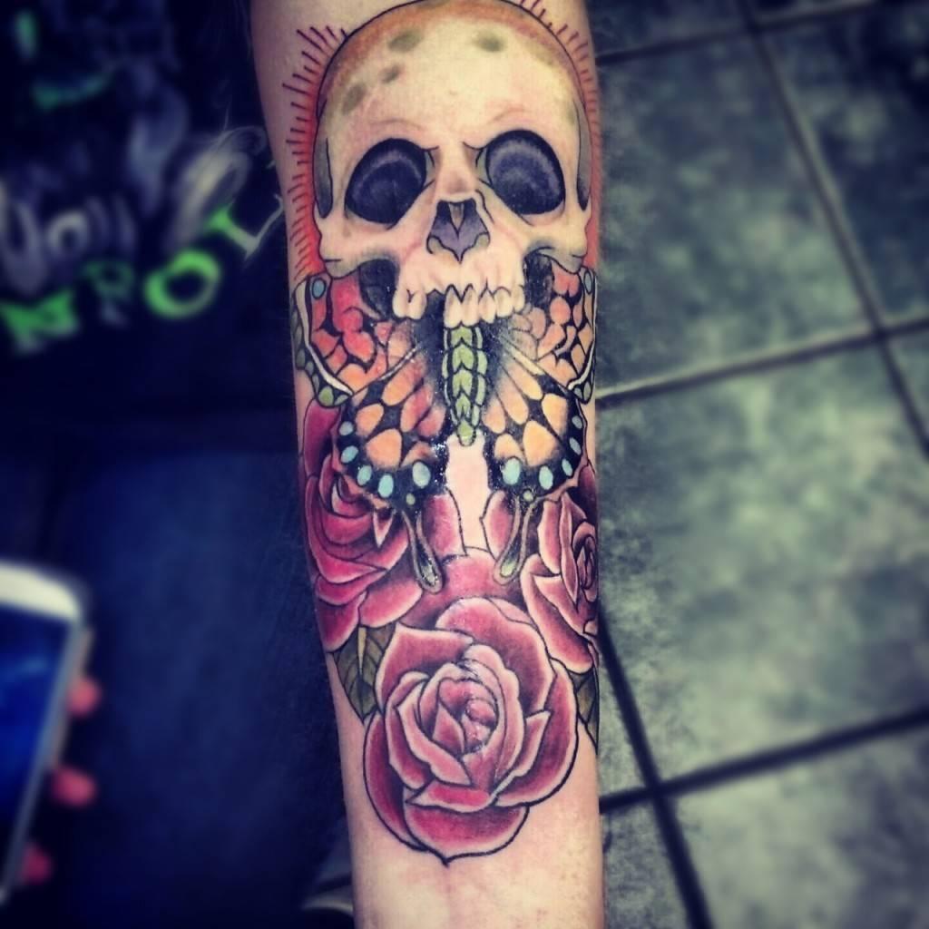Tendência masculina de tatuagens para 2016