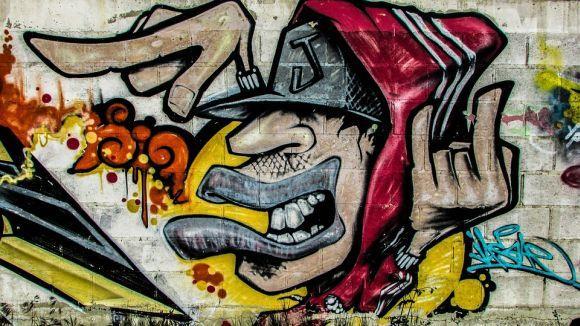 Curso grátis de Grafite (Foto Ilustrativa)