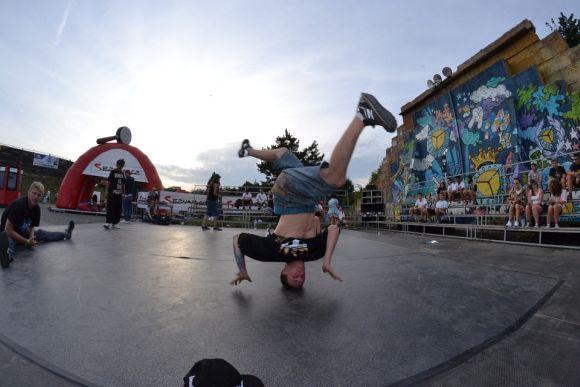 Curso grátis de Street Dance (Foto Ilustrativa)