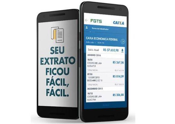 Caixa lança aplicativos para consultar FGTS, PIS e seguro desemprego (Foto: Divulgação Caixa Econômica Federal)
